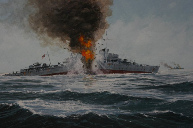 Battle of the Barents Sea