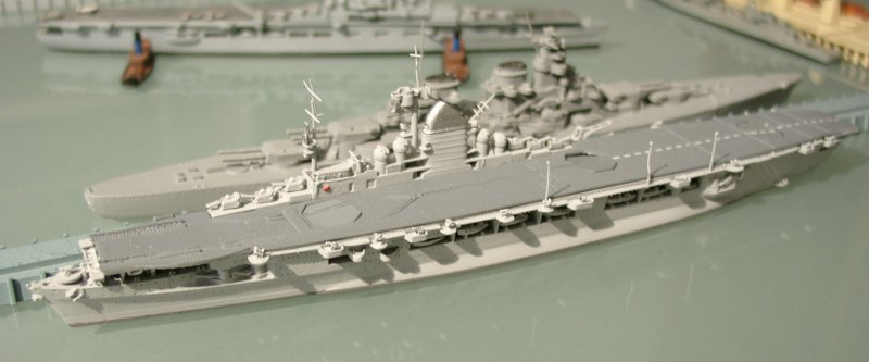 Navy Page 2 >> Graf Zeppelin 1:1250 Model